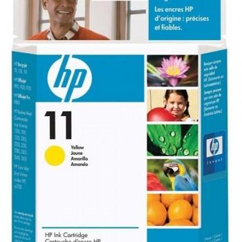 HP CABEZAL DE IMPRESIÓN C4813A N?11 AMARILLO