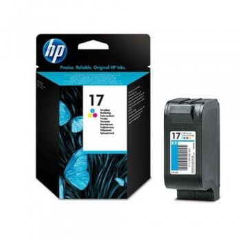 HP CARTUCHO TINTA C6625A N?17 TRICOLOR