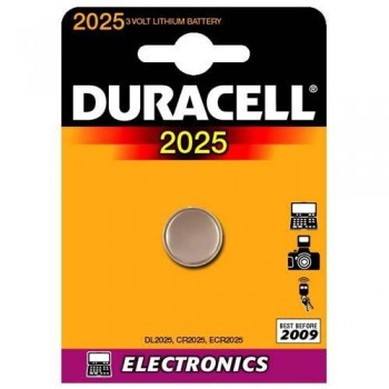 PILAS APARATOS ELECTRÓNICOS DL 2025 DURACELL