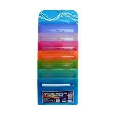 ORGANIZADOR DESPLEGABLE 7 DIVISIONES COLORLINE OFF