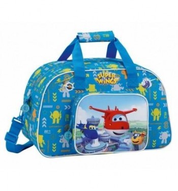 BOLSA DEPORTE SUPER WINGS