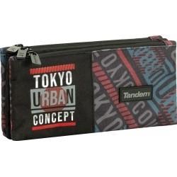 ESTUCHE TOKIO PTDO.3BOLS INDEP260053