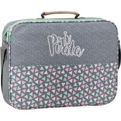 Bolso bandolera Escolar NEW Privata Party. Medidas (cm):38X28X6. 725149