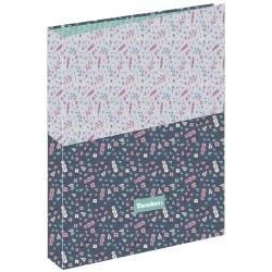 Carpeta 4 anillas 35 mm  TANDEM TREND MEDIDAS EN CM:27X35X5 REF 262163