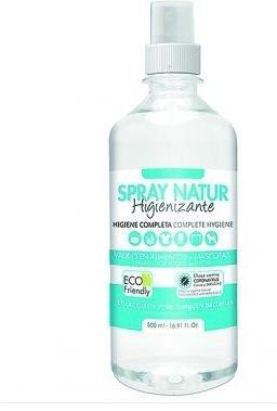HIGIENIZANTE SPRAY NATURAL 500ML