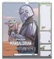 PLANNER 2021-2022 THE MANDALORIAN THE CHILD ERIK