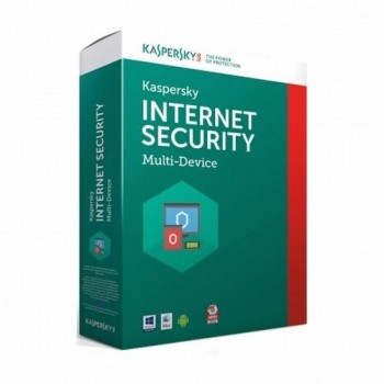 SOFTWARE  KAPERSKY INTERNET SECURITY 2018( 1 LICENCIA)