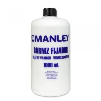 BARNIZ PLASTI-FIJADOR BOTELLA 1000 ML. MANLEY
