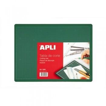 TABLA DE CORTE PVC 300X220X2 A4 APLI