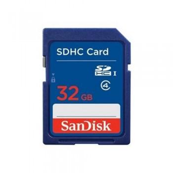 TARJETA MEMORIA SECURE DIGITAL  32 GB SANDISK