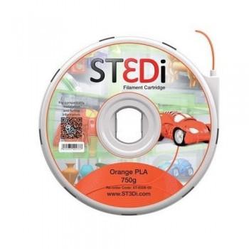 FILAMENTO PARA IMPRESORA 3D ST3DI NARANJA 750G PLA