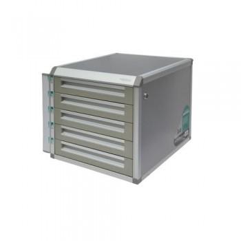 CAJONERA CON LLAVE 5 CAJONES + INDICADORES PROFESSIONAL SERIES OFFICE BOX