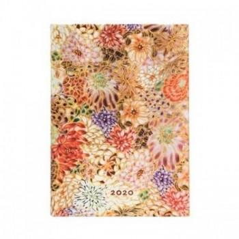 Agenda diseño 2020 anual 12 meses Paperblanks KIkka